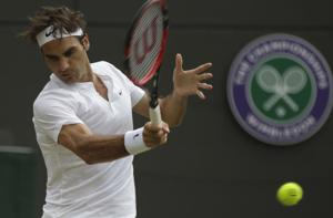 Federer, Murray in Wimbledon showdown; Djokovic gets Gasquet