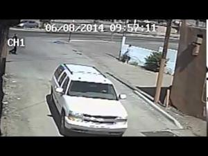 Video: Officer-involved shooting in Española, June 8th, 2014