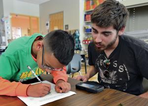 Literacy program touts student improvement as it, too, looks to grow