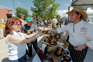 Longtime Santa Fe favorite Realburger takes top prize in chile burger competition