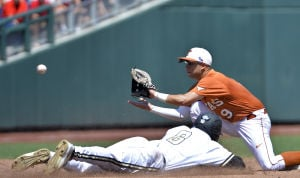 Texas posts 2nd straight shutout, 4-0 over Vandy