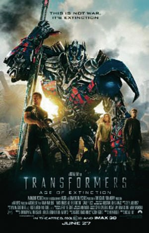 Kid's Take on Movies: 'Transformers: Age of Extinction'