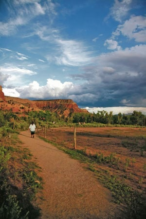 Ghost Ranch a haven for any who wish to discover, learn and play