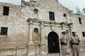 The forgotten Alamo: Leaders seek to revive monument faded by neglect