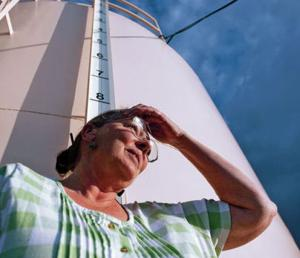 Residents fight uranium in Arroyo Hondo drinking water