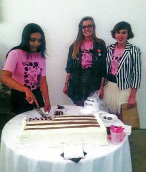 Young Curators' 'Ice Cream Social' a cool success