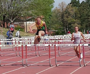Track and field: Santa Fe High girls take third in Richard Harper Memorial Invitational