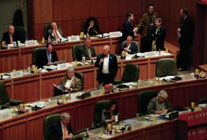 Victories scarce as session's end nears