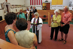 County clerk took cautious path with same-sex marriage licenses