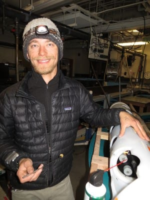 Santa Fe engineer part of team that studies Antarctica's food web