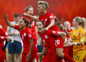England beats Germany 1-0 in extra time to finish 3rd