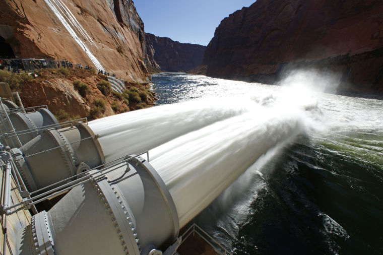 Feds to flood Grand Canyon to distribute sediment
