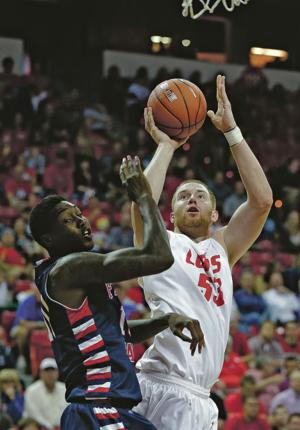 UNM's Kirk optimistic about playing in the NBA