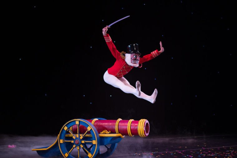 Fanciful footwork: 'The Nutcracker' delights kids and the young at heart