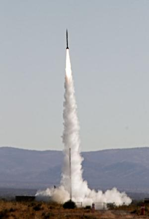 spaceport launch 1