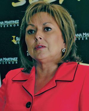 Radio spot touts Martinez's tough stance on Medicaid fraud