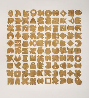 Gold Shapes Lexicon 1