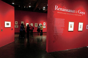 New Mexico Museum of Art prepares for rare exhibit of Spanish prints