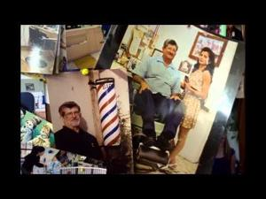 Watch: Art Garcia: An institution at Guadalupe Barber Shop