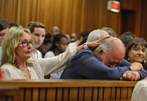 Steenkamp relative testifies at Pistorius hearing