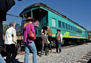 Train firm announces plan to revive Santa Fe Southern excursions