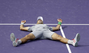 Djokovic beats Nadal to win 4th Key Biscayne title