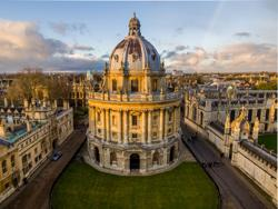 <p>Bodleian Library at Oxford University</p>