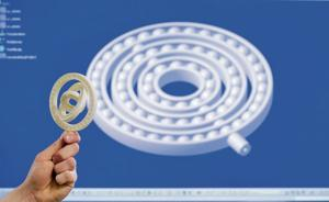 Santa Fe science company joins 3-D printing revolution