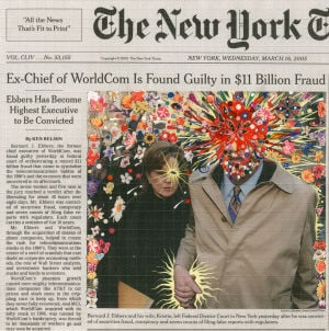 Fred Tomaselli's