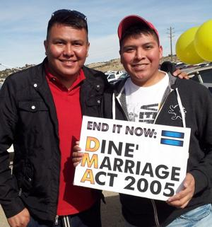 Handful of holdout tribes dig in against gay marriage