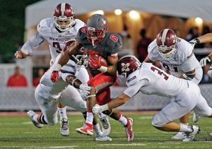 UNM's 24 unanswered points in 2nd half seals win over rival Aggies