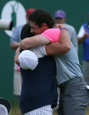 The 2 secret words for McIlroy: Process and spot