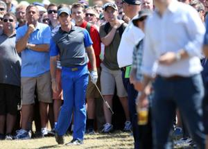 McIlroy and Woods deliver at British Open