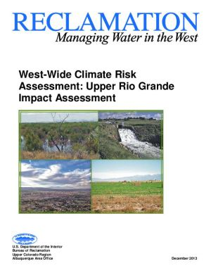 Full Upper Rio Grande Basin report
