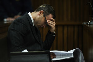 Prosecutor says Pistorius acted methodically