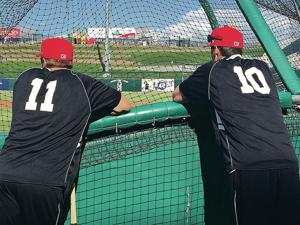 Isotopes outfielder Parker has 'no regrets' about picking baseball over football
