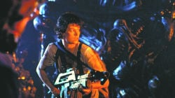 <p>Sigourney Weaver in <em>Aliens</em></p>