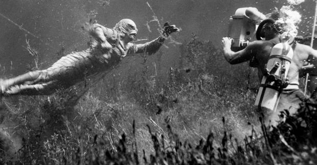 "Tom Weaver's ""The Creature Chronicles: Exploring the Black Lagoon Trilogy"""