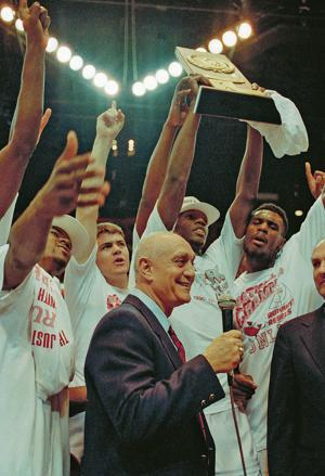Kentucky looking to do what UNLV couldn't 24 years ago