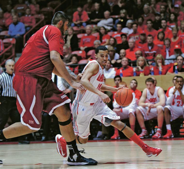 UNM to host NMSU without starting point guard Greenwood