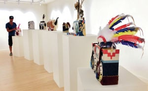 Indian Market: Contemporary exhibits challenge Native labels