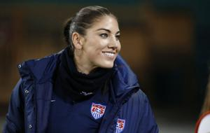 Hope Solo's return to U.S. women's soccer 'completes our team'