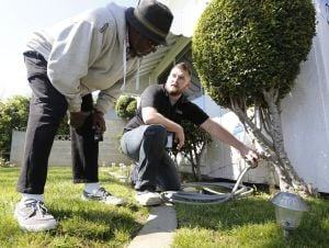California cities start water-waste patrols