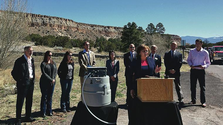 state using nuke leak settlement to improve roads protect