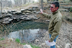 Santa Fe River flow possible, despite dry winter