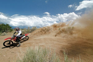 Buckman motocross track nears opening, to delight of riders