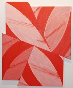 <p>Charles Arnold: <em>Gimmie,</em> 2010, acrylic on canvas</p>