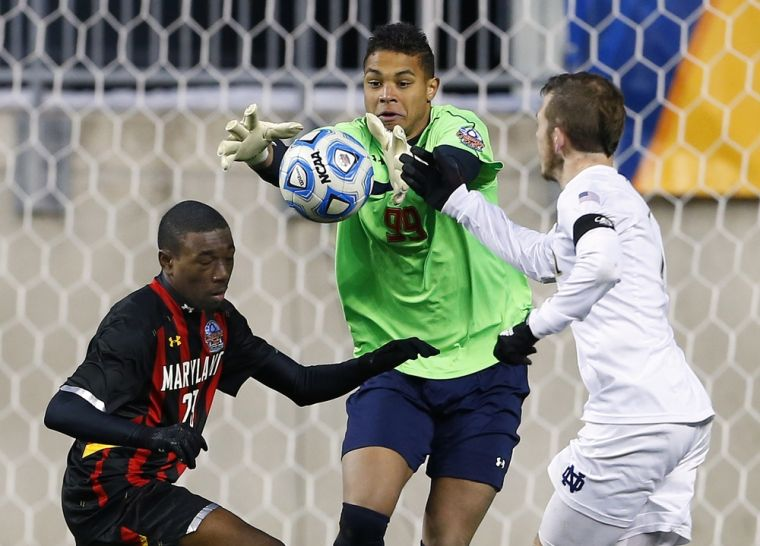 Norte Dame wins NCAA men's soccer title