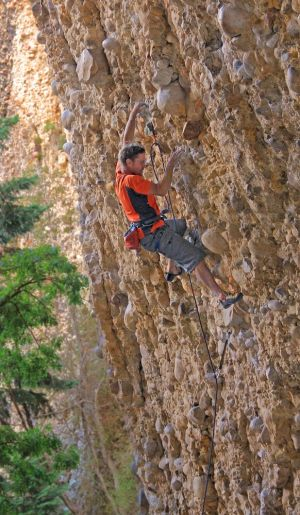 Rock climbing a passion, career for Santa Fe brothers