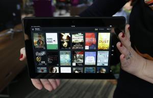 Review: Amazon unlimited e-book service is limited